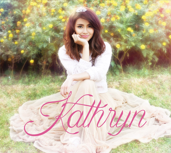 Teen Queen Kathryn Bernardo releases her first self-titled album