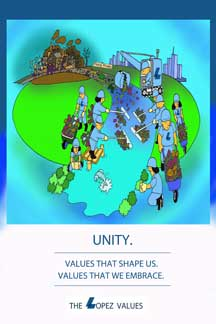 unity--lopez-values