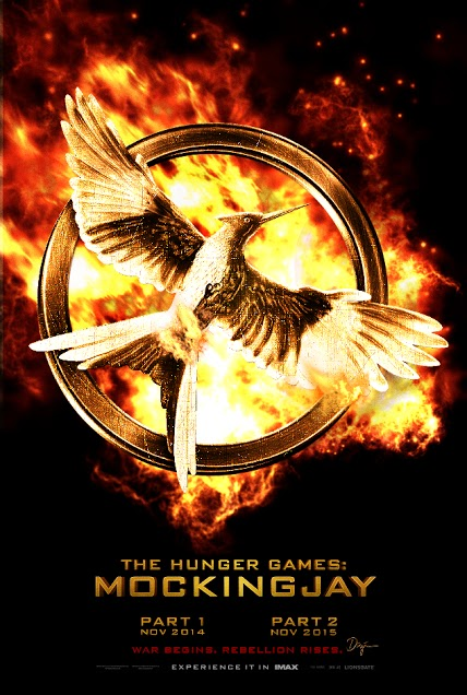"Katniss Everdeen returns in ""The Hunger Games: Mockingjay Part 1"" on November 20!"