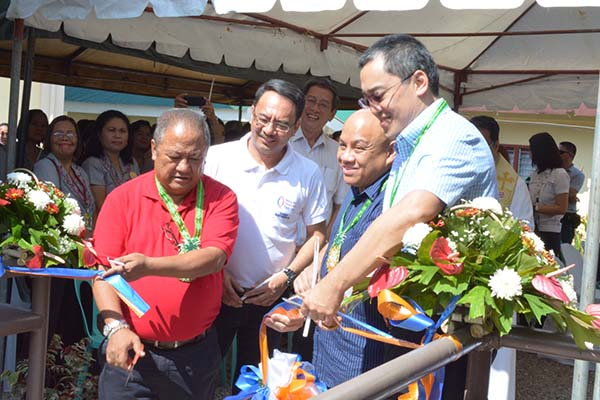 Lopez Group turns over 24 new classrooms to four schools in Leyte