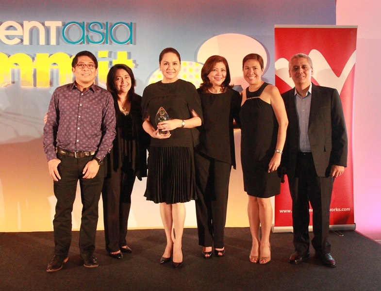 Charo Santos-Concio named Asian Media Woman of the Year by ContentAsia