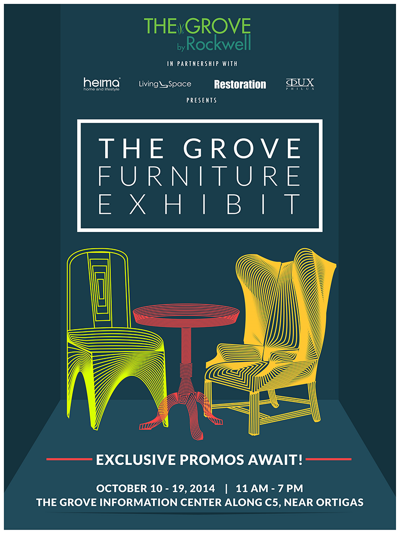 Curated home choices in one spot at The Grove Furniture Exhibit