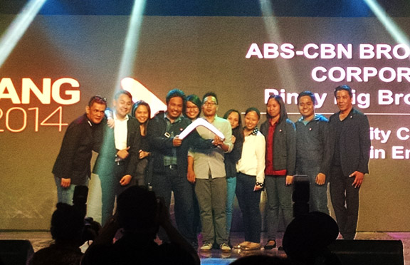 ABS-CBN wins four Boomerang Awards
