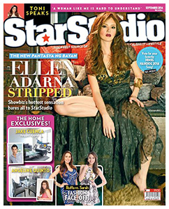 Ellen Adarna sizzles on 'StarStudio' Magazine cover!